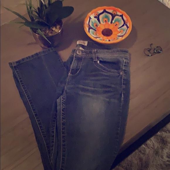 Mudd Denim - Love Peace Happiness Mudd Jeans